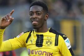 El Barcelona llega a un acuerdo con el Dortmund por Dembélé, según L'Equipe