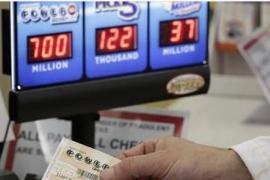 Un hombre se lleva 758 millones de dólares en la lotería de Estados Unidos