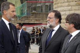 El Rey Felipe VI confirma que asistirá el sábado a la manifestación contra el terrorismo de Barcelona