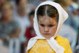Imágenes del día de Sant Bartomeu, patrón de Sant Antoni