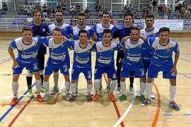 Victoria de calidad del Palma Futsal en su pretemporada