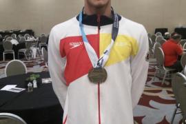 El palmesano Hugo González de Oliveira se proclama campeón del mundo júnior de 100 espalda en Indianápolis