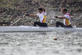 Benavides y Segura, a la final del C2 200 en los Mundiales de Piragüismo