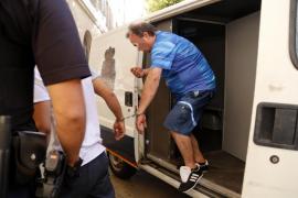 Los detenidos por el apuñalamiento de Son Pardo, libres tras pagar 4.000 euros