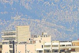 Los vecinos de Palma denuncian que el ruido de los aviones es «insoportable»