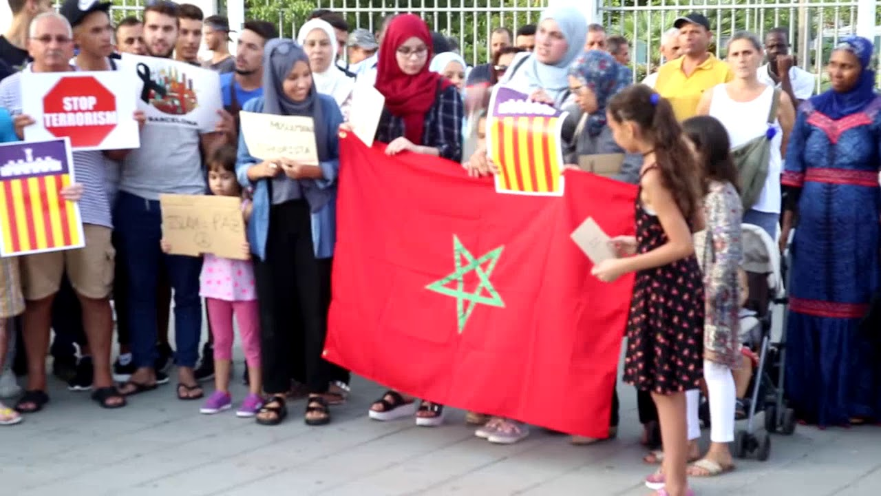 La comunidad musulmana de Mallorca se manifiesta en contra del terrorismo islámico