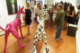 Dafne ya luce un diseño de Ágatha Ruiz de la Prada