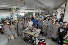 La fábrica de calzado George's comunica a sus trabajadores el cierre inmediato