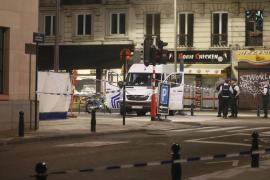 Bélgica investiga el ataque de un individuo en Bruselas como acto terrorista