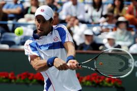 Novak Djokovic, campeón en Indian Wells tras desdibujar a Nadal