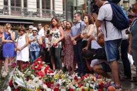 Armengol, antes de la manifestación de Barcelona: «Baleares está con el pueblo catalán»