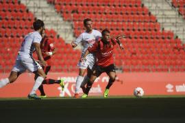 El Mallorca suma su segundo triunfo tras vencer por la mínima a la Peña Deportiva