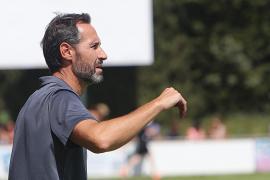 Vicente Moreno: «Lo más importante es el resultado»