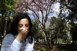 La primavera, que empezó ayer, será una «pesadilla» para los alérgicos
