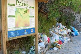 Alertan de que la basura del torrente puede dejar la Serra fuera de la UNESCO