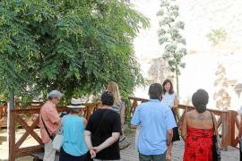 Es Baluard rinde tributo a Bonet de Sant Pere por su centenario