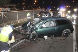 Dos muertos en sendos accidentes de tráfico en Campos y Manacor