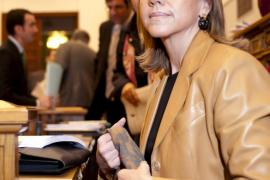 Cospedal tacha de «lamentable» el debate en el PSOE sobre la sucesión de Zapatero