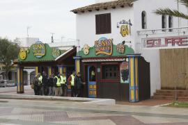Gran operación antidroga en Mallorca con 15 detenidos