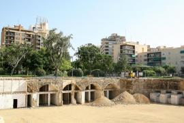 Adjudicadas las obras para continuar la rehabilitación del Baluard del Príncep