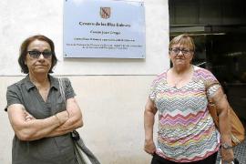 Defensores del centro Joan Crespí piden al Govern que no cierre ningún servicio