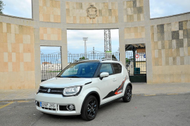 Un pequeño SUV de lo más práctico y cómodo: Suzuki Ignis Off-Road Look