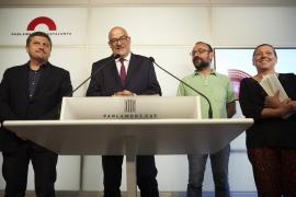 La ley de transitoriedad estima que Cataluña será república «al 100%» antes de un año