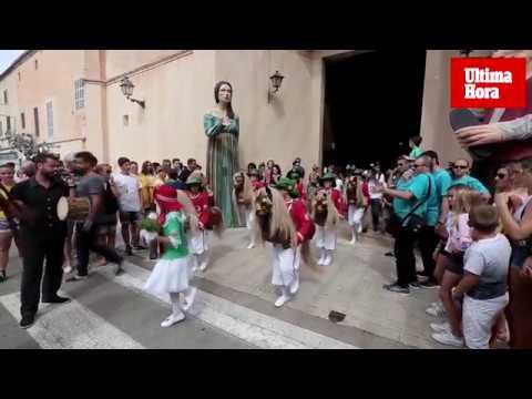 El Cosso se manifiesta por Sant Agustí contra la autopista de Campos