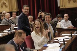 """Prohens asegura que Armengol sigue """"rehén de Podemos"""" para los presupuestos"""