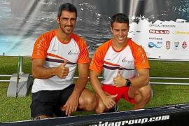 Sánchez y lPrats, récord de oro