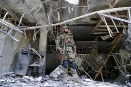 Varios muertos en un atentado contra un banco cerca de la embajada de EEUU en Kabul