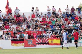 El campo del Formentera ampliará su aforo a 700 espectadores para esta temporada