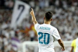 Marco Asensio se gana la admiración de los internacionales