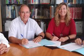 Alboroto en el Consolat al ver a Juli Fuster y Patricia Gómez convertidos en sucedáneos de Bauzá