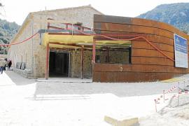 El Centro de Interpretación de la Serra abrirá al público tras cuatro años de espera