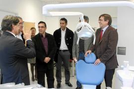 El nuevo centro de salud dará cobertura a 20.000 personas