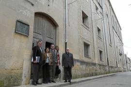 La antigua escuela de Sant Felip Neri acogerá el nuevo centro de día