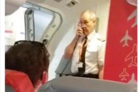 Advierten a unos pasajeros ebrios de que pagarán los costes del desvío del vuelo