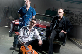 El rockabilly de Black Cats, en Es Punt