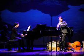 Mazik Duo presenta en el Xesc Forteza un monográfico sobre la música judía del siglo XX