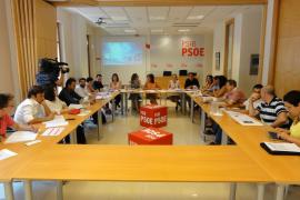 El PSIB se ve fuerte y «con los deberes hechos» para gobernar «más allá de 2019»