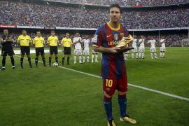 Messi, el jugador mejor pagado del mundo