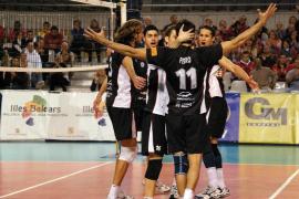 El Palma Volley buscará la sorpresa en la Copa del Rey