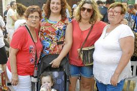 Fiesta de Sant Bartomeu en Montuïri