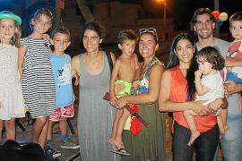 Fiesta de verano en Sant Agustí