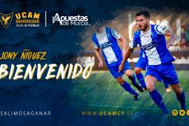 Jony Ñíguez rescinde su contrato con el Real Mallorca