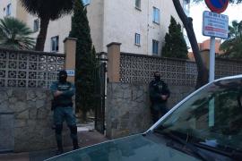 La Guardia Civil halla más de 2 kilos de cocaína en un garaje de Palma