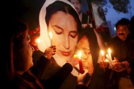 Absueltos los cinco acusados del asesinato de Benazir Bhutto