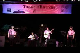 Cuatro grupos ponen música a la octava Trobada d'Havaneres del Port de Sóller