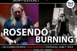 Mallorca Music Experience reúne a Rosendo y Burning en Son Fusteret